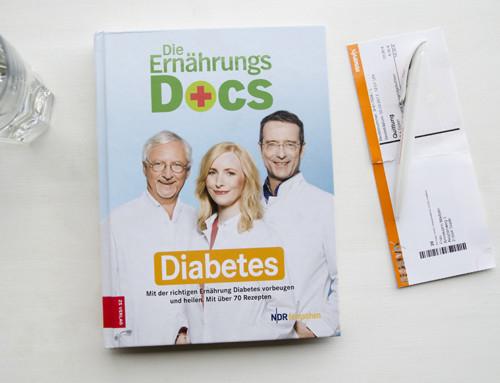 Die Ernährungs Docs – Neues Buch über Diabetes
