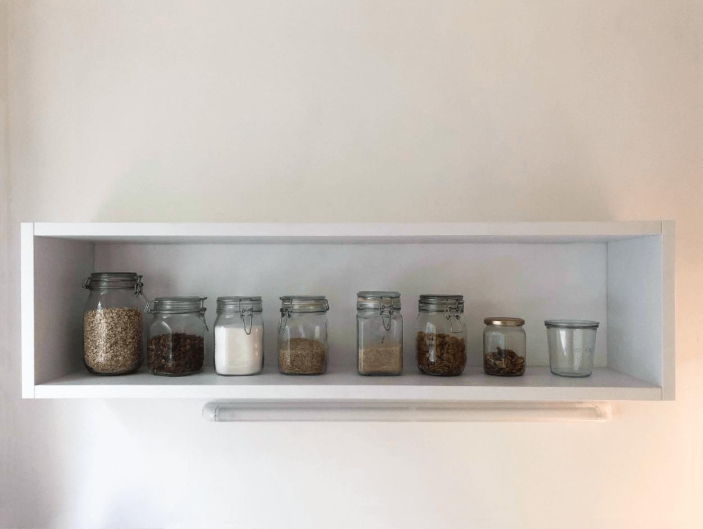Meal Prep im Glas Zero Waste
