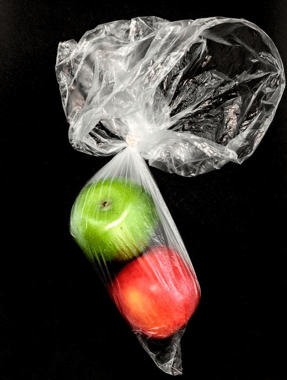 Zero Waste Plastiktüte