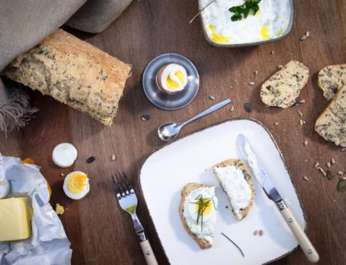 Dinkel-Körner-Brot – Mit Hefe ohne Gehenlassen